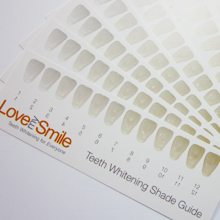 whitening-shade-guide